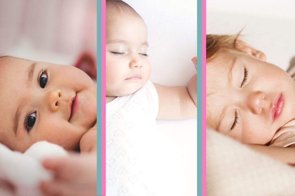 Course Bundle: Early Days + Sleep Success: 0-5, 6-9 + 10-18 month - SAVE!
